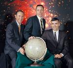Cei trei astronauti de pe Apollo 13