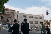Cartier evrei ultra-ortodocși