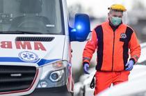 Ambulanta coronavirus in Polonia