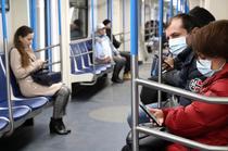 Coronavirus, metrou