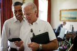Barrack Obama si Joe Biden