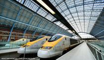 Trenuri Eurostar