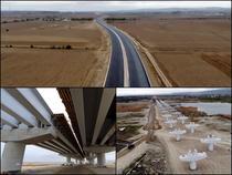 Autostrada A7 - VO Bacau - aprilie 2020