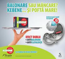 Kebene Plus și starea de bine revine
