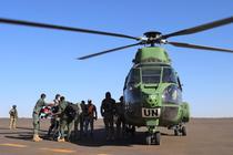 Militari romani in Mali