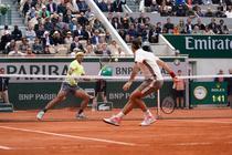 Nadal vs Federer la Roland Garros