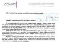 Adresa ANCOM