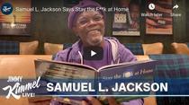 Samuel L. Jackson si izolarea