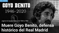Goyo Benito