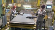 In uzina Dacia, dupa reluarea productiei