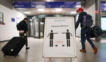 Muncitori romani ajunsi pe un aeroport german