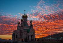 Manastirea Goloseev, Ucraina