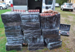 Captură de țigări de contrabandă