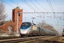 Tren expres al Amtrak