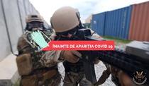 Militarii din cadrul Fortelor Speciale - cum s-au adaptat la masurile anti COVID