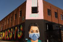 Desen pandemie