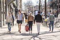 Viața în Stockholm în timpul pandemiei de coronavirus