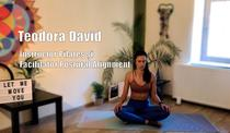 Teodora David, instructor de Pilates