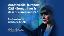 Mariana Ioniță, șefa CNAIR, în dialog online la HotNews.ro