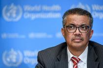 Tedros Adhanom Ghebreyesus, directorul general al OMS