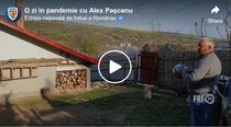 Alex Pascanu si pregatirea din vremea pandemiei