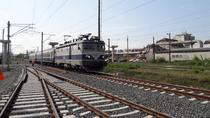 Tren in vestul tarii