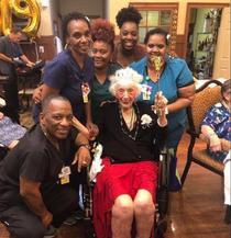 Femeie de 101 ani, vindecată de coronavirus (twitter)