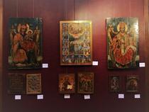 Expoziția Licitației unei Colecții de Icoane