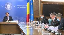 Ludovic Orban si Ionel Danca