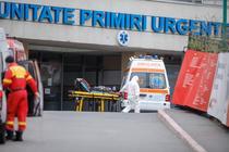 Cazuri coronavirus in spital