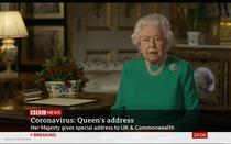 Majestatea Sa, regina Elisabeta a II-a