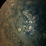 Jupiter, imagini inedite