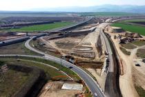 A10 Sebes - Turda - nodul rutier Sebes dintre A1, A10 si DN1
