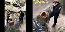 incident la braila (captura video)