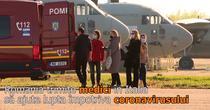 Romania trimite medici in Italia