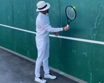 Roger Federer si izolarea