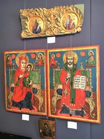 Expoziția unei colecții de Icoane_Palatul Cesianu Racoviță