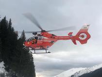 Interventie elicopter SMURD
