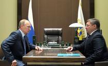 Putin și Iakusev