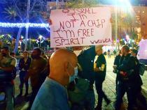 proteste in Israel (twitter)