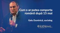 sociologul Gelu Duminica