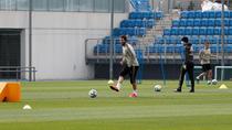 Real Madrid, din nou la antrenamente