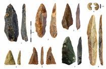 Artefacte din pestera din Bulgaria