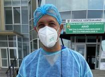 Adrian Wiener, coordonatorul Spitalului COVID din Arad