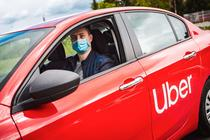 Șofer Uber