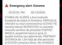 Atare de alertă - Ro Alert