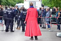 Protest Berlin 16 mai