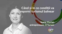 Ioana Marian vine la intalnirile #deladistanta