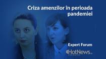 Laura Stefan si Cezara Grama, Expert Forum