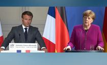Merkel și Macron